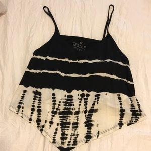 """""""Soft & sexy"""" tank from American Eagle!"""